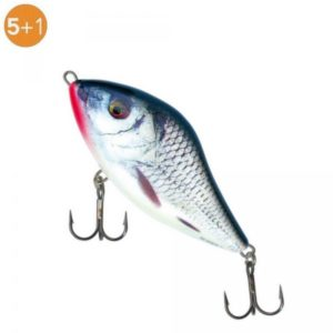Salmo Slider Real Grey Shiner