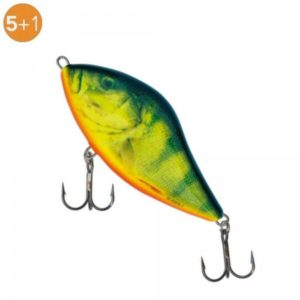 Salmo Slider Real Hot Perch